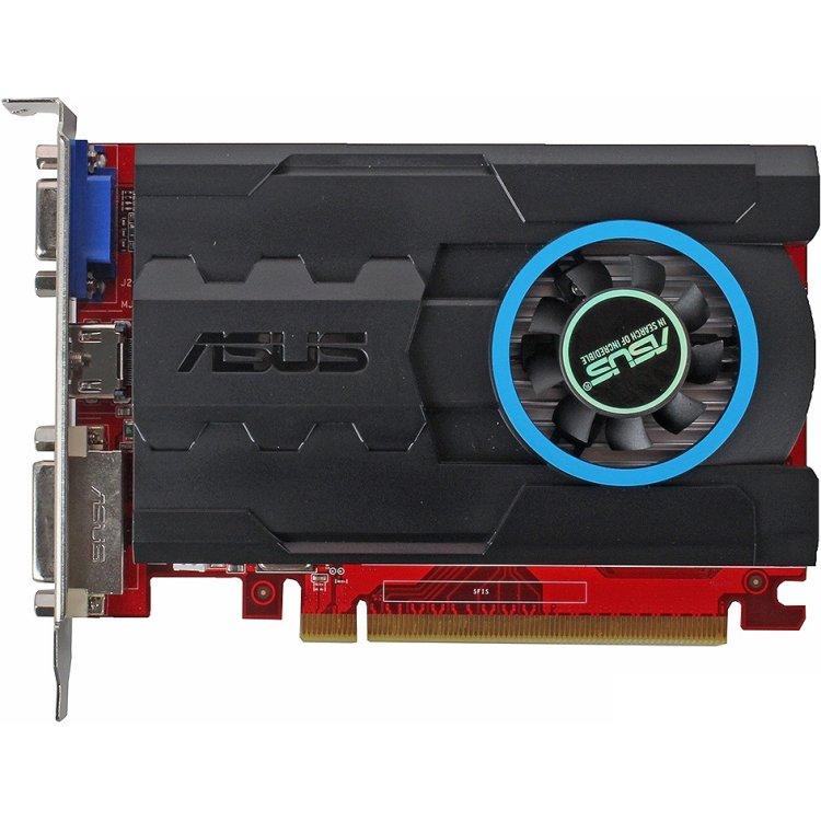 Asus AMD Radeon R7 240 1024Мб, DDR3, 600MHz /R7240-1GD3