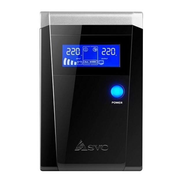 SVC V-650-F-LCD