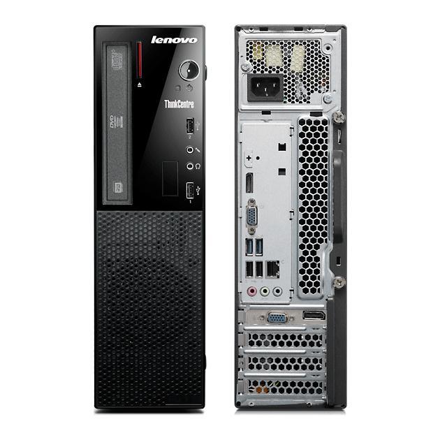 Lenovo ThinkCentre Edge 73 Intel Pentium, 3300МГц, Win 10, Черный