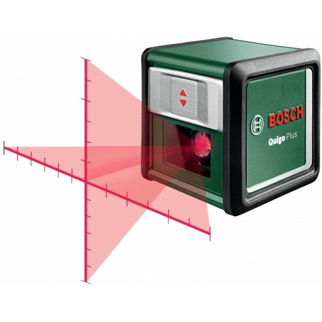 Лазерный нивелир Bosch QUIGO Plus от Байон