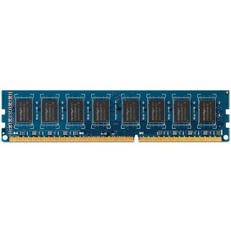 HP B4U36AA DDR3, 4Гб, PC3-12800, 1600, DIMM