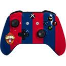 Геймпад беспроводной Microsoft Xbox One ФК Динамо «Чёрный паук» Красный
