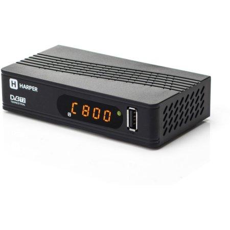 Ресивер DVB-T2 HARPER HDT2-1514