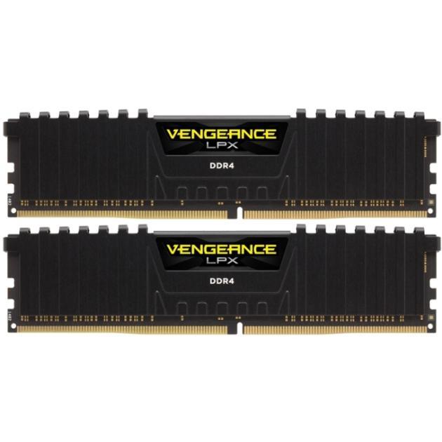 Corsair Vengeance LPX DDR4, 16Гб, PC4-22400, 2800, DIMM