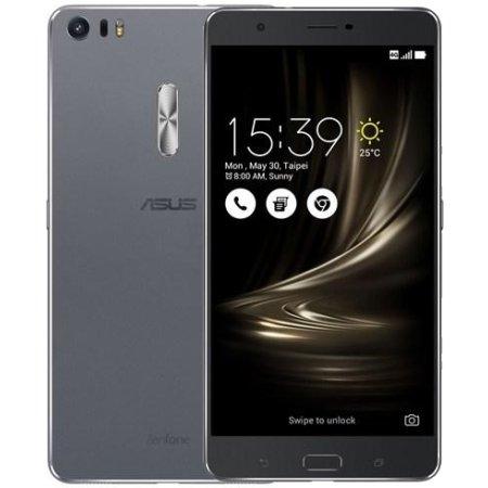 Asus ZenFone 3 Ultra ZU680KL 64Гб, Серебристый, Dual SIM, 4G (LTE), 3G