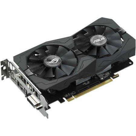 Asus AMD Radeon RX 460 STRIX GAMING 4096Мб, GDDR5,1236MHz, STRIX-RX460-O4G-GAMING RX 460 STRIX GAMING - 4096Мб, GDDR5,1236MHz, STRIX-RX460-O4G-GAMING