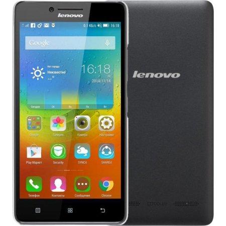 Lenovo A6000 8Гб, Черный, Dual SIM, 4G (LTE), 3G