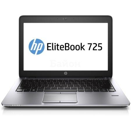 "HP EliteBook 725 G2 12.5"", AMD Pro A10, 2100МГц, 8Гб RAM, DVD нет, 256Гб, Темно-серый, Wi-Fi, Windows 8 Pro, Bluetooth, 3G"
