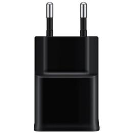 Samsung EP-TA12EBEUGRU Черный, microUSB