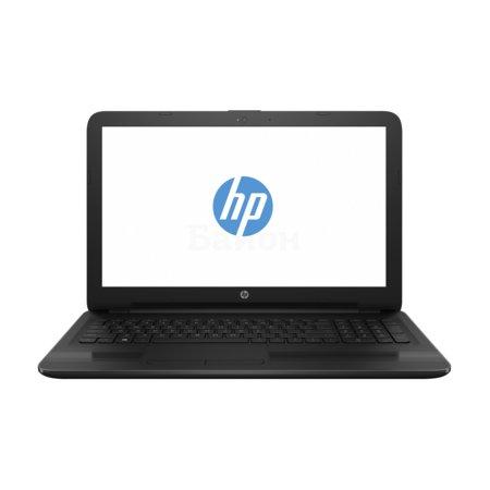"HP 15-ay020ur 15.6"", Intel Pentium, 1600МГц, 4Гб RAM, DVD нет, 500Гб, Черный, Wi-Fi, Windows 10 Домашняя, Bluetooth"