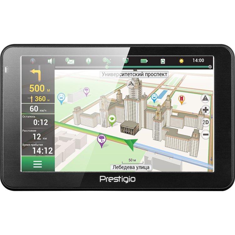 Купить Prestigio GeoVision 5068 в интернет магазине бытовой техники и электроники