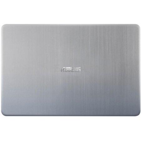 "Asus R540SC-XX007T 15.6"", Intel Pentium, 1600МГц, 4Гб RAM, DVD-RW, 1Тб, Серебристый, Wi-Fi, Windows 10, Bluetooth"