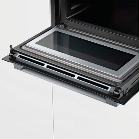 Bosch CMG636BS1 Серебристый, Электрическая