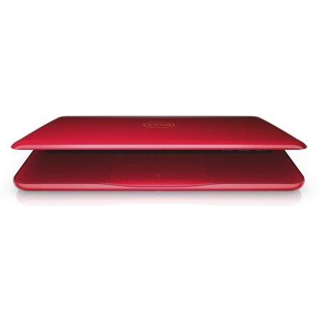 Dell Inspiron 3162 DVD нет, 32Гб, Красный, Windows 10