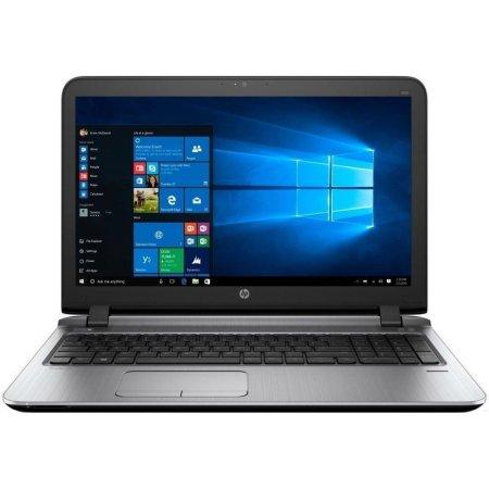 "HP ProBook 455 G3 P5S12EA 15.6"", AMD A8, 2.2МГц, 4Гб RAM, DVD-RW, 500Гб, DOS, Серый, Wi-Fi, Bluetooth"