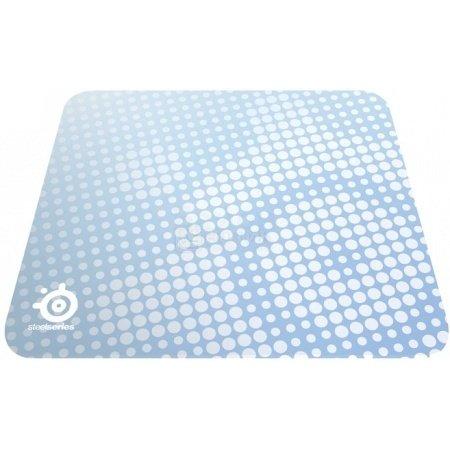 SteelSeries QcK Frost голубой, Средний