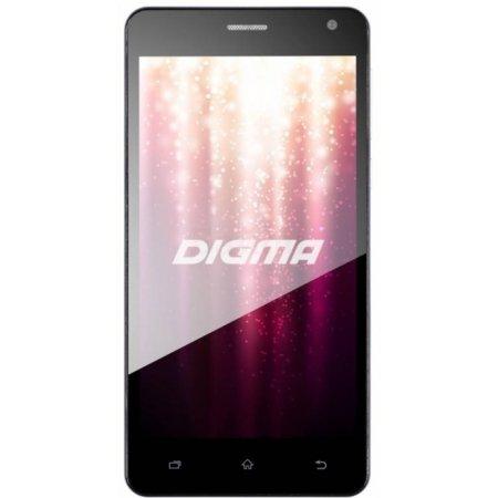 Digma Linx A500 8Гб, Черный, Dual SIM, 3G