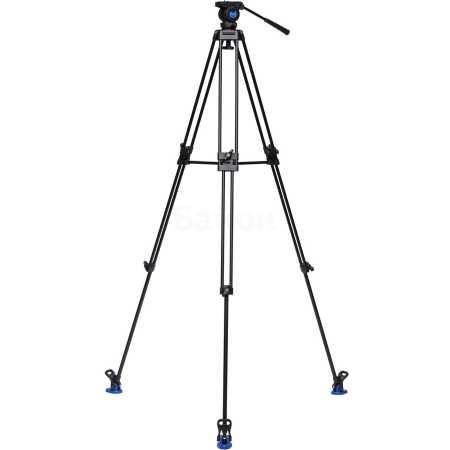 Benro KH26NL Черный, Для видеокамер, Трипод - напольный (тренога)