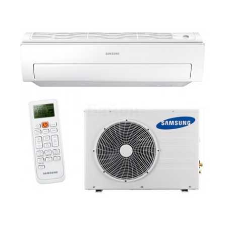 Samsung AR07JQFSAWKNER Белый, Настенный, 20м²
