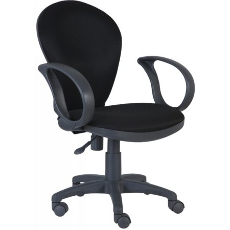 Кресло Бюрократ CH-G687AXSN/#B черный JP-15-2 пластик серый
