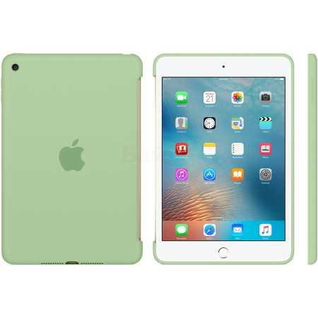 Apple Silicone Case для iPad mini 4 задняя крышка, мятный