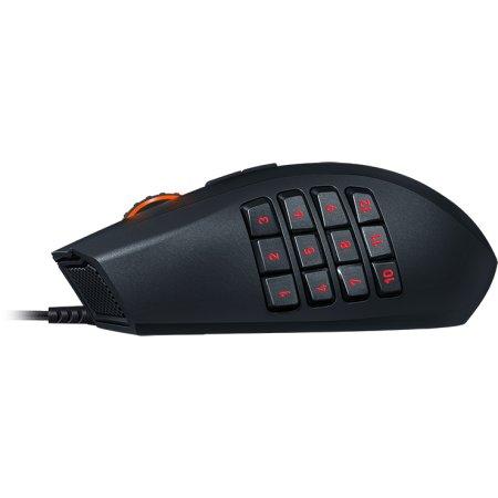Razer Naga Chroma Черный, USB