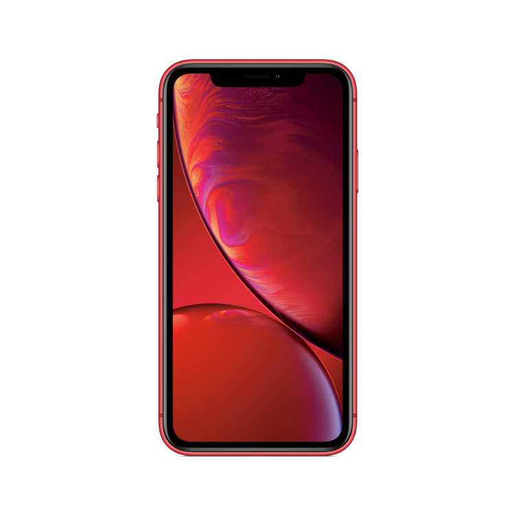 Apple iPhone XR 128Gb red Без ЗУ