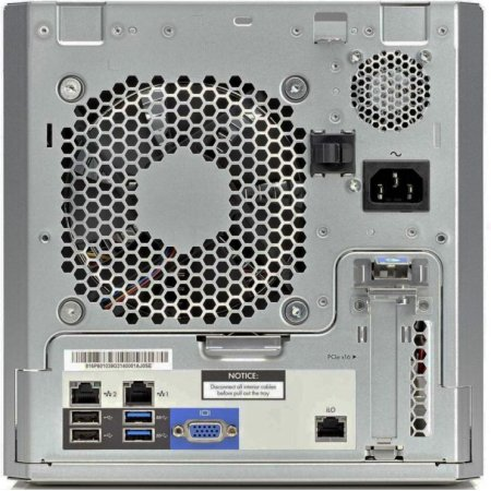HP ProLiant DL320e Gen8 ATX, 5U