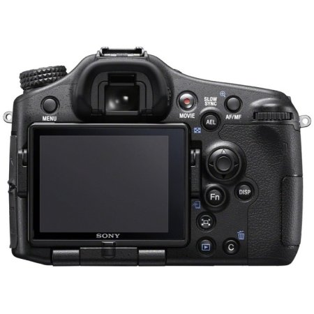 Sony Alpha ILCA-77M2 Kit Черный, 24.3