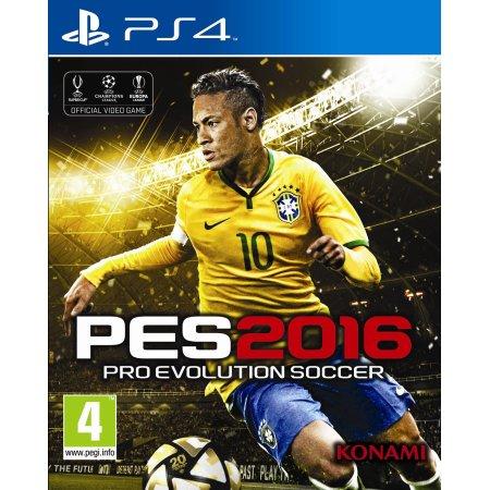Pro Evolution Soccer 2016 [PS4, русские субтитры] Sony PlayStation 4, спорт, симулятор