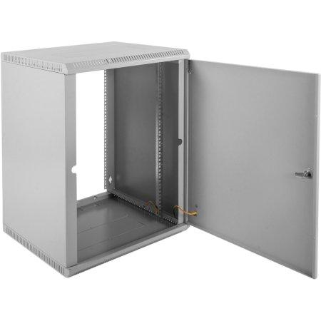 ЦМО Шкаф телекоммуникационный настенный разборный 15U (600х650) дверь металл, [ ШРН-Э-15.650.1 ]