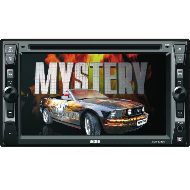 Mystery MDD-6240S 1 DIN