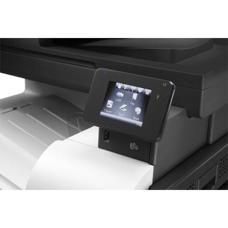 HP Pro 500 M570dn Лазерный \ светодиодный, Серый, Цветная, А4