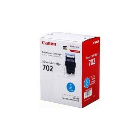 Canon 702 Голубой, Тонер-картридж