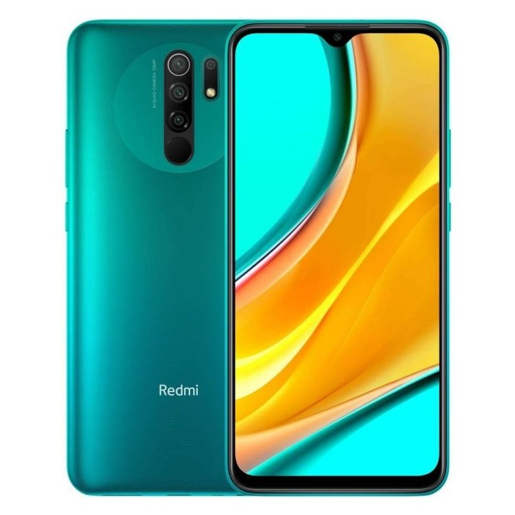 Xiaomi Redmi 9 4GB+64GB Green