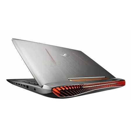 "Asus ROG G752VY-GC332T 17.3"", Intel Core i7, 2.7МГц, 24576 Мб RAM, DVD-RW, 2Тб, Темно-серый, Wi-Fi, Windows 10, Bluetooth"