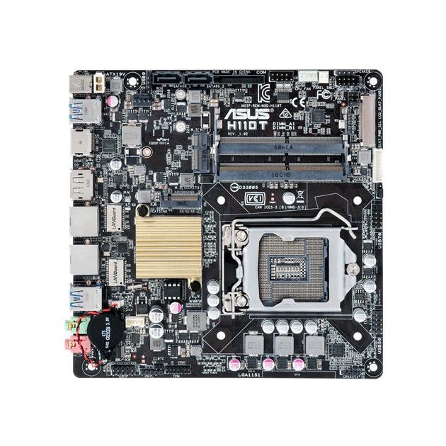 Asus H110T mini iTX