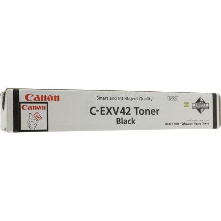 Canon C-EXV42 Черный, Картридж лазерный, Тонер-картридж, Стандартная, нет