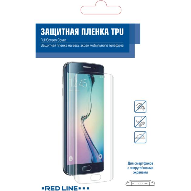 "Red Line Redline для Samsung Galaxy A5 2017 5,2"", Прозрачная"