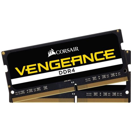 Corsair CMSX32GX4M2A2666C18 DDR4, 32, PC4-21300, 2666, SO-DIMM