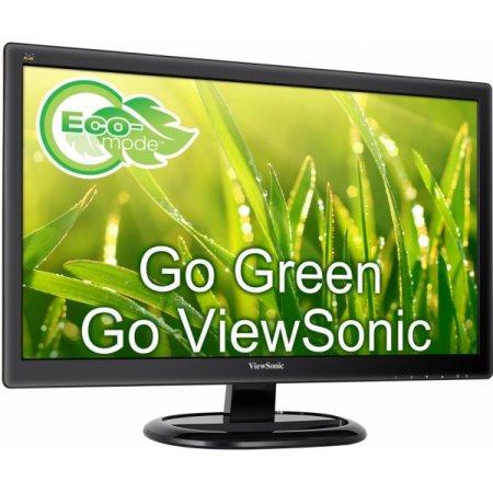 """Viewsonic VA2465SM-3 23.6"""", Черный, DVI, Full HD"""