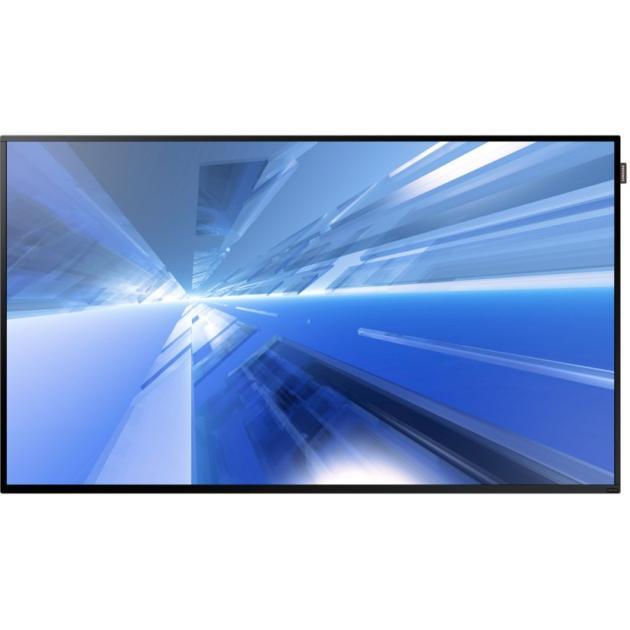 """Панель Samsung 32"""" DM32E черный LED 16:9 DVI HDMI матовая 5000:1 400cd 178гр/178гр 1920x1080 D-Sub FHD USB (RUS)"""