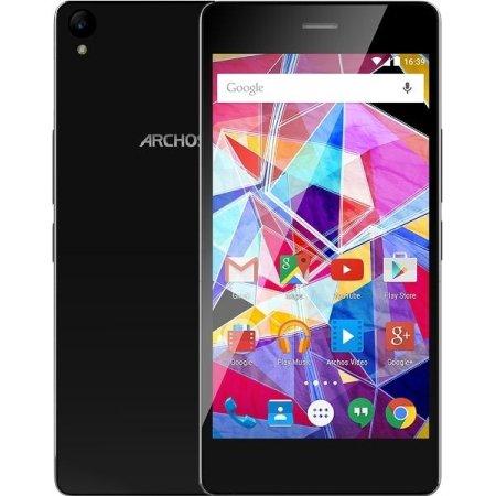 Archos Diamond S 16Гб, Черный, Dual SIM, 4G (LTE), 3G