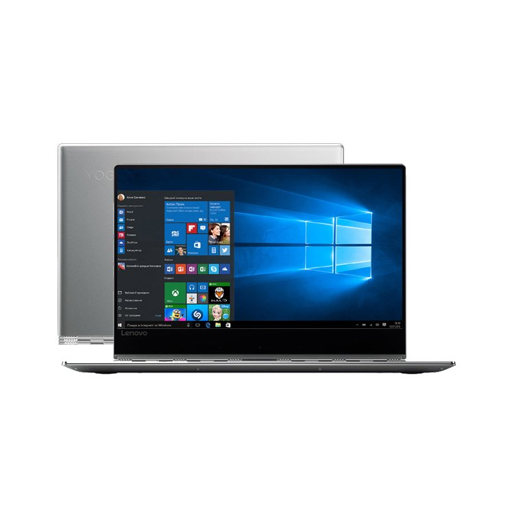 "Lenovo IdeaPad Yoga 910-13IKB13.9"", Intel Core i7, 2700МГц, 8Гб RAM, 256Гб, Windows 10 Домашняя"