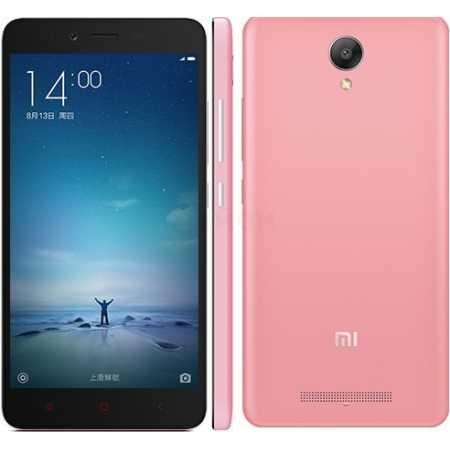 Xiaomi Redmi Note 2 16Гб, Розовый