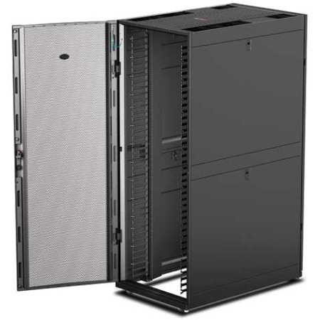 APC by Schneider Electric NetShelter SX 42U 750mm Wide x 1200mm Deep Networking Enclosure with Sides
