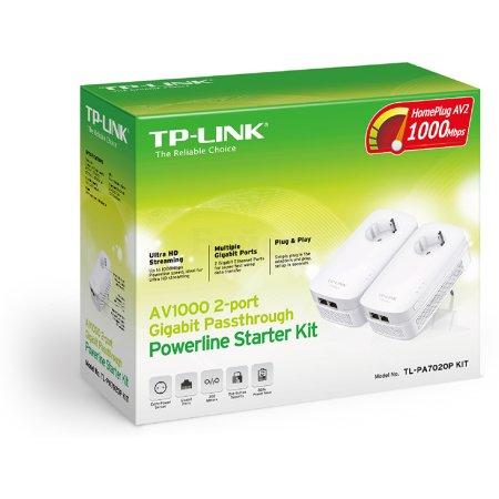 TP-Link TL-PA7020P KIT 1000Мбит/с