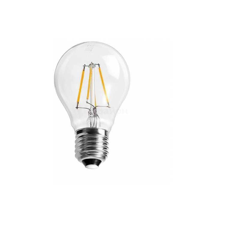 Умная филаментная лампа Elari Smart LED Filament цоколь E27