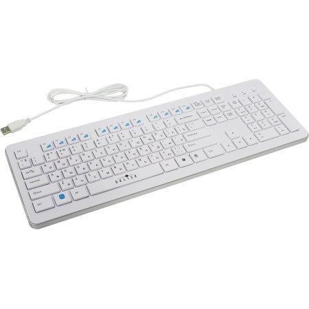 Oklick 540S USB, USB, Белый