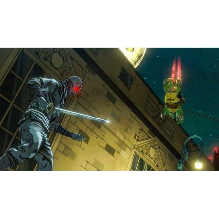 Teenage Mutant Ninja Turtles Mutants in Manhattan Sony PlayStation 4, приключения, боевик